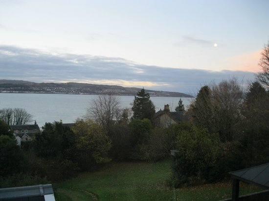 Kilcreggan Hotel: View from the Hotel