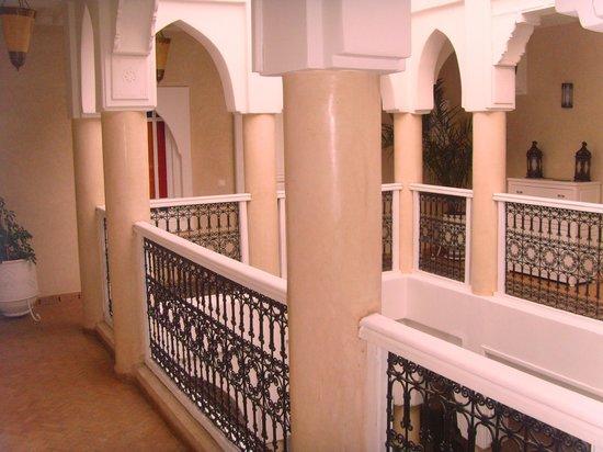 Riad les Orangers d'Alilia Marrakech : Les chambres