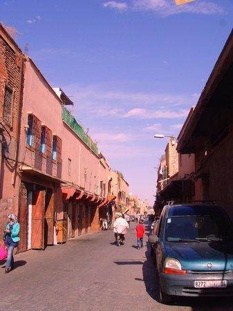 Riad les Orangers d'Alilia Marrakech : La Kasbah