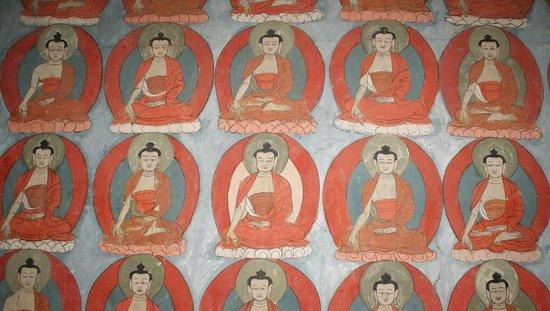 Alchi Choskor Monastery: Pintura