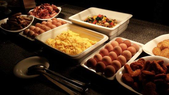 Lindner Hotel Am Ku'damm: Breakfast