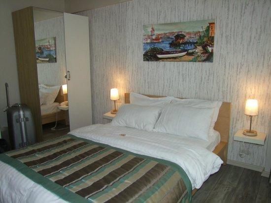 Elanaz Hotel Istanbul: Double Room