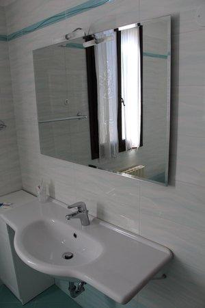Hotel Al Soffiador: Ванная комната