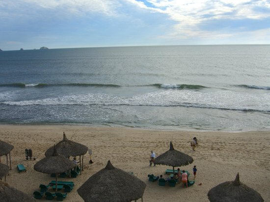 Hotel Playa Mazatlan: Beach area