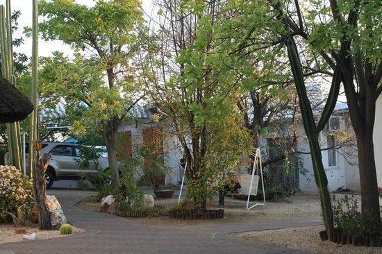 Tamboti Guest House: Entrada Tamboti Guesthouse