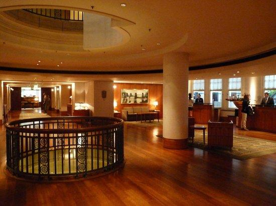 Park Hyatt Hamburg: An- und Abmeldung