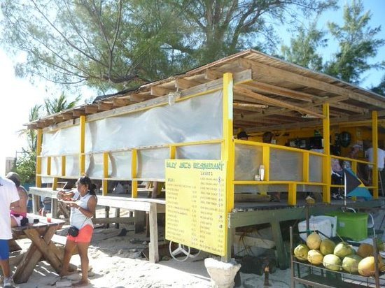 Billy Joe's On the Beach: Shack