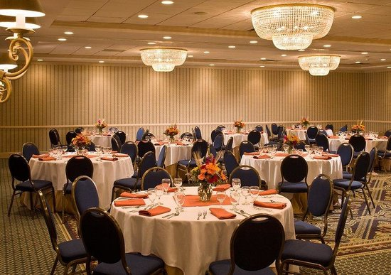 Holiday Inn Hartford Downtown Area: Banquet Room