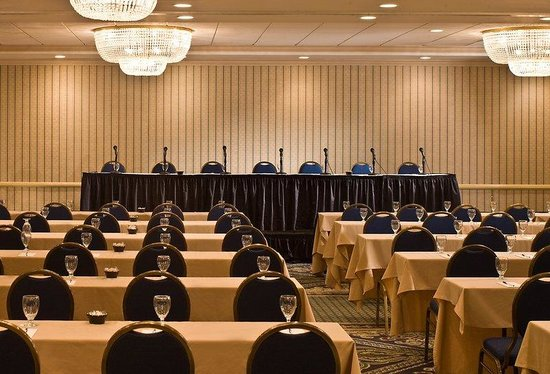 Holiday Inn Hartford Downtown Area: Meeting Room