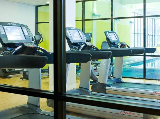 Holiday Inn Hartford Downtown Area: Fitness Center