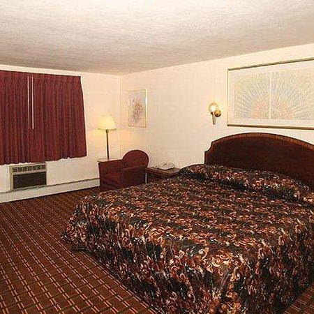 Budget Inn Cicero: 1 King Bed Room