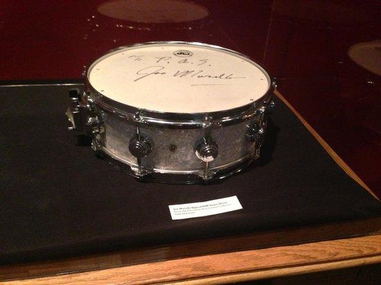 Rhythm! Discovery Center: Jor Morello snare drum