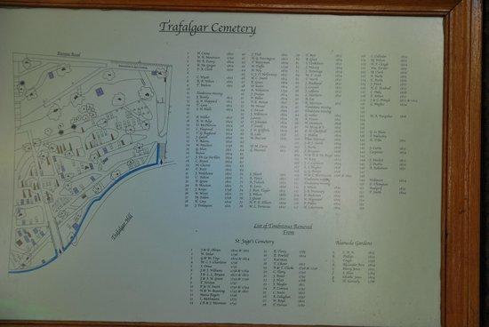 Trafalgar Cemetery: Trafalgar Cemetry