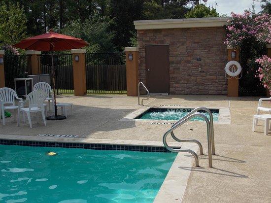 Comfort Suites: Pool & Spa