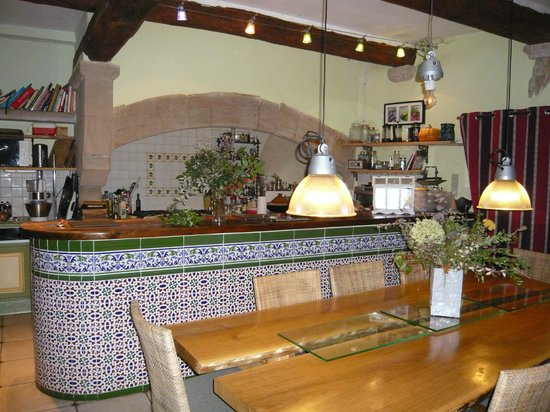 Mas Suéjol : La belle cuisine