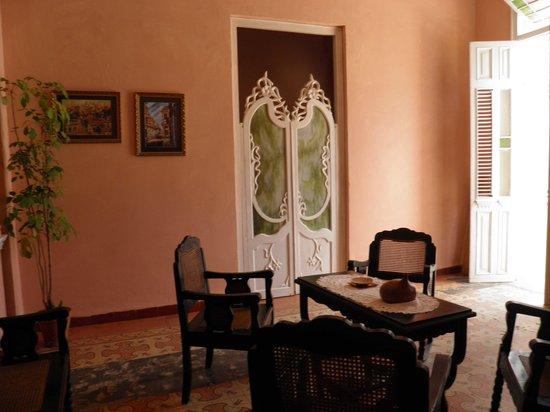 Hostal Casa Nancy : Salones