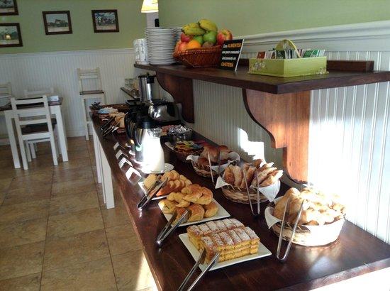 Ayres Hotel : Café da Manhã