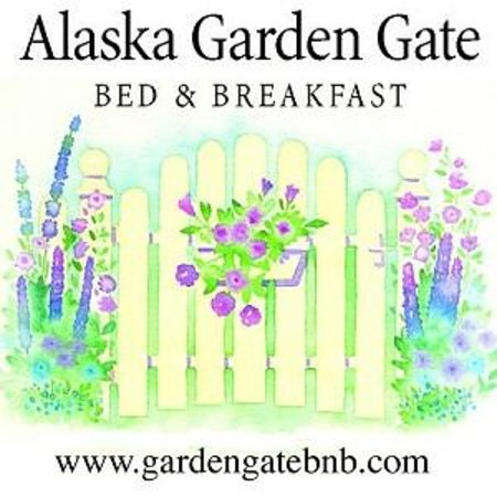 Alaska Garden Gate B & B: Alaska Garden Gate B&B and Cottages