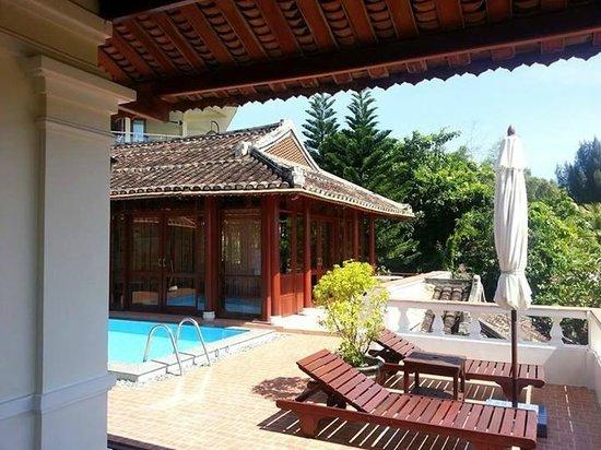 Takalau Resort: One of the suites in Takalau