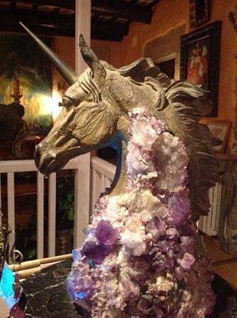 Las Moradas del Unicornio: unicornio