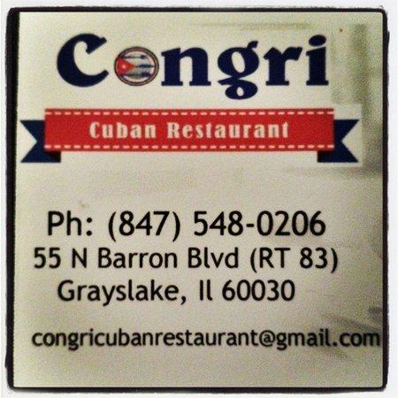 Congri Cuban Restaurant: getlstd_property_photo