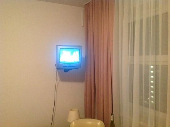 Hotel Atos: tv
