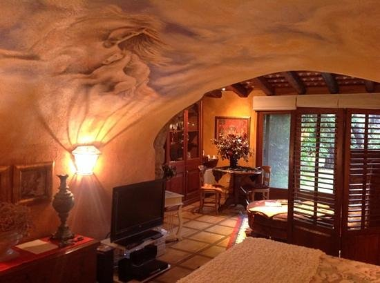 Foto de las moradas del unicornio p bol habitacion for Decoracion casa girona