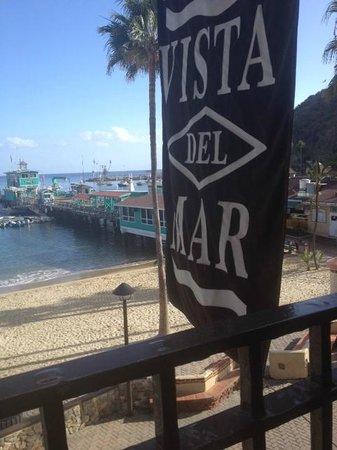 Hotel Vista Del Mar : View
