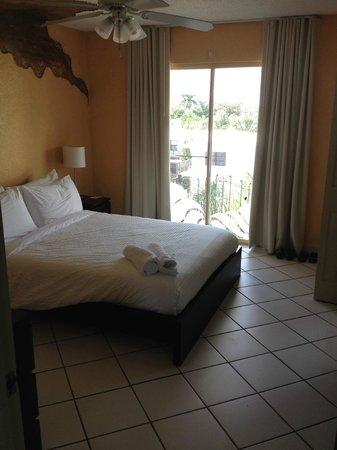 Tropi Rock Resort : Bedroom