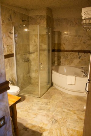Kelebek Special Cave Hotel : Room