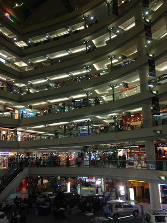 Hotel Ciputra Jakarta: The Mall next door