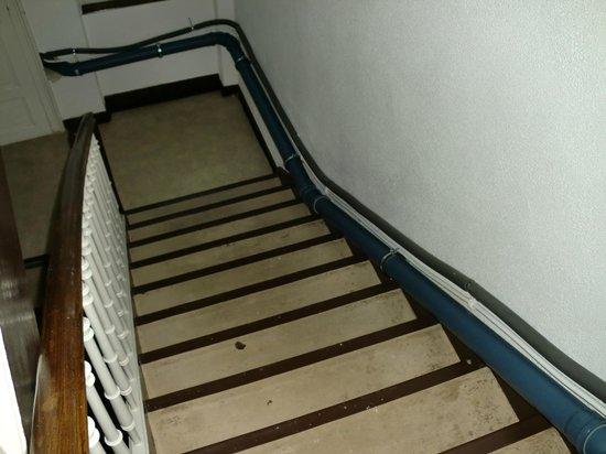 Pension am Entenfang : Hallway
