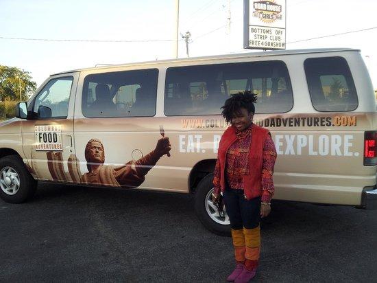 Columbus Food Adventures: 10/27/13 Taco Truck Tour