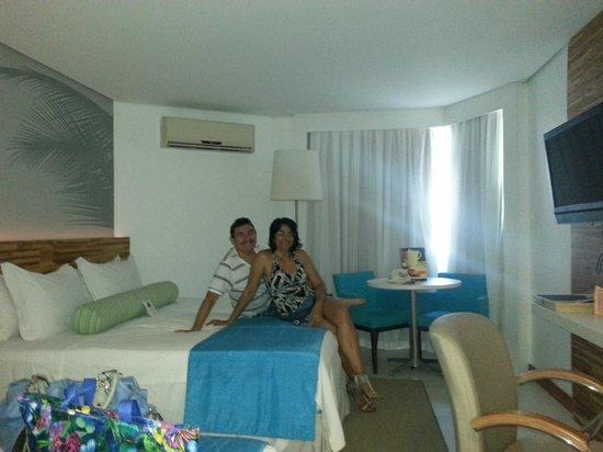 Best Western Premier Maceio: Apartamento