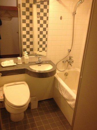 Hotel JAL City Haneda Tokyo: Bathroom