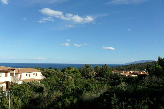 Cala Gonone Beach Village : Vista Camera 424