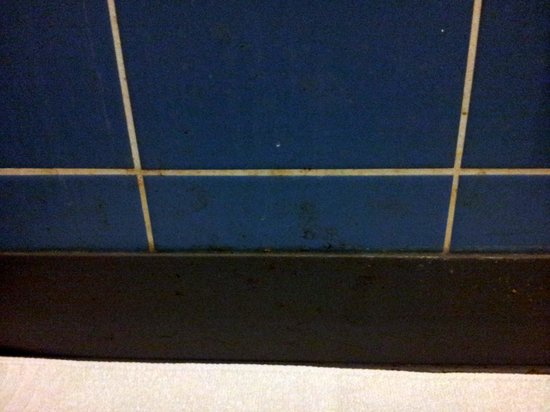 Aparthotel Adagio La Defense Kleber: grasse en bas de la baignoire