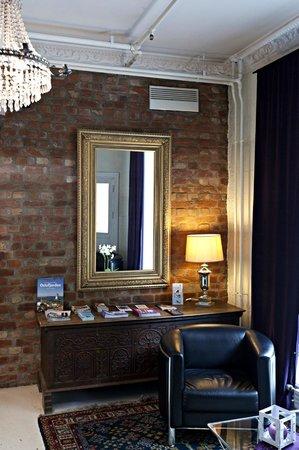Hotel Fredrikstad : Reception