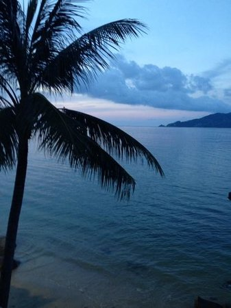 Amari Phuket: View from balcony