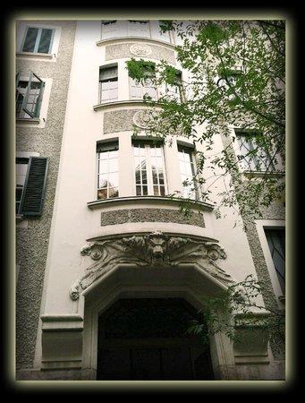 Palazzo Piacentini Picture Of B B Doralice Rome Tripadvisor