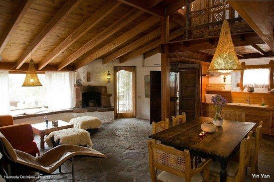 Hacienda Cristóforo: Yin Yan House Interior