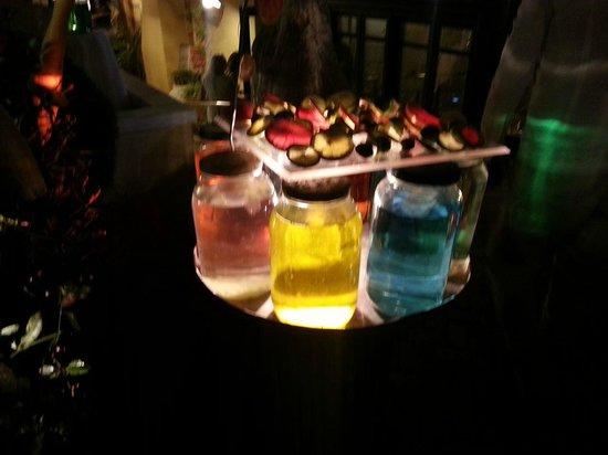 Mylos tou Kerata: Particolari ristorante