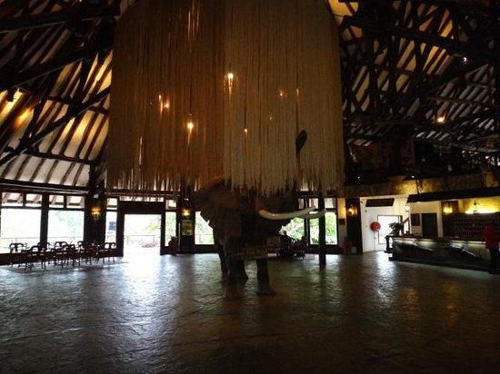 Safari Park Hotel : Lobby