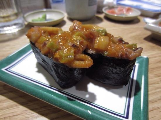 Isobune Sushi : Isobune