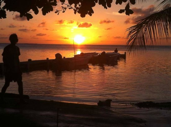 Sophie's Guest Rooms: Amazing Sunset