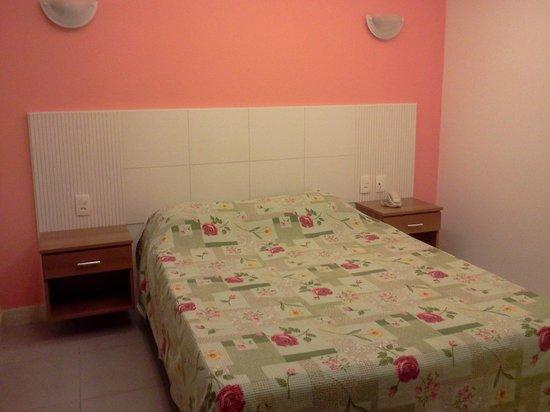 Hotel Beija Flor: Quarto duplo 2º andar