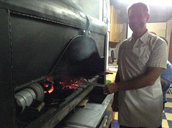 Gaziantep Kebab Salonu: Learning the trade