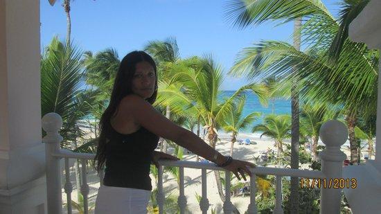 Hotel Riu Palace Punta Cana: una de las fuentes que dirigen al patio principal del hotel