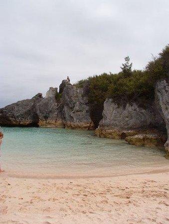 Horseshoe Bay Beach: Horseshoe beach area 2
