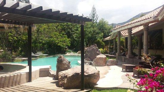 Aranwa Sacred Valley Hotel & Wellness: Maravillosa la vista en el corazón del valle sagrado